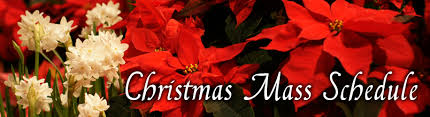 Image result for christmas mass schedule
